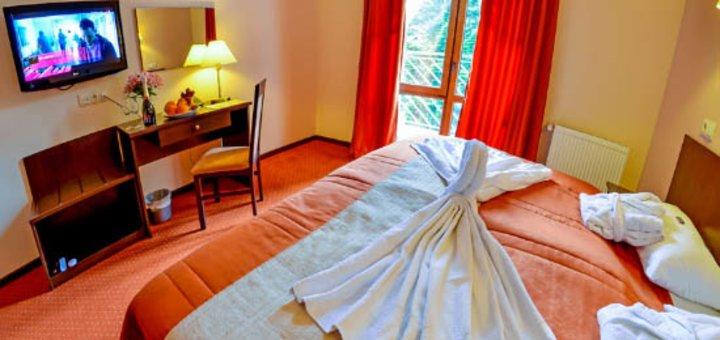 От 3 дней шикарного отдыха с трехразовым питанием в «Романтик спа-отель» в Яремче