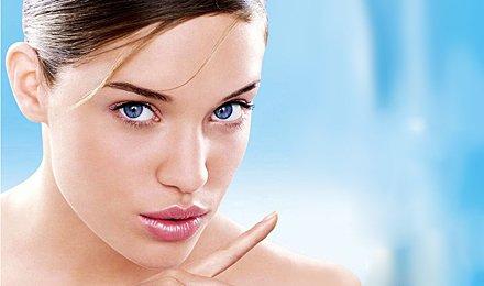 Ультразвуковая чистка лица на косметике Holy Land, криотерапия и альгинатная маска от косметического кабинета Татьяны Голынской! Скидки до 71%!