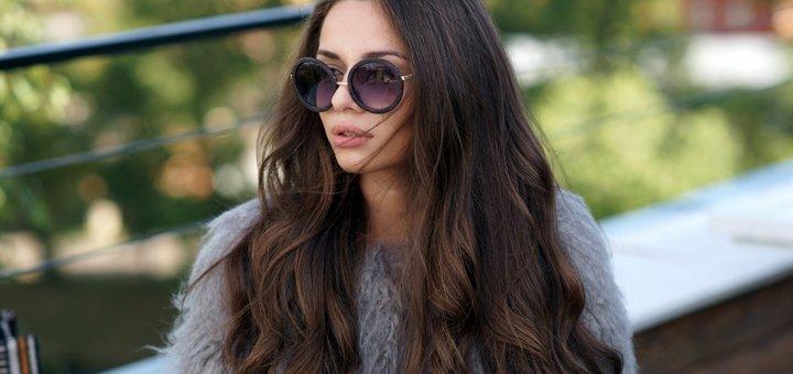 Скидка 50% на стрижку, окрашивание, биозавику и уход за волосами в салоне красоты «Classic»