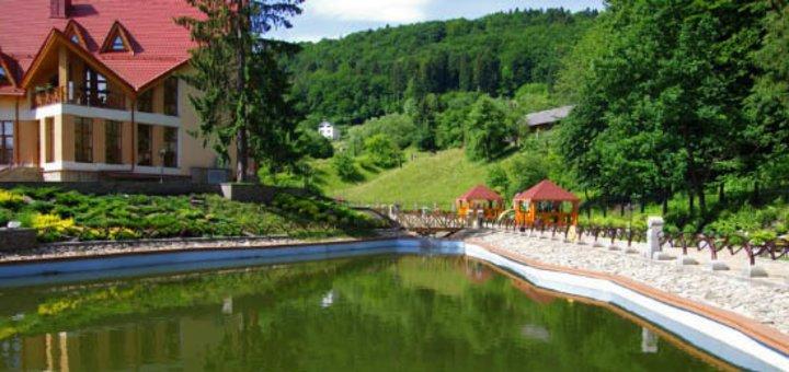От 3 дней отдыха в коттеджах отеля «Карпатські зорі» в Яремче
