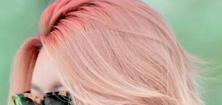 Стрижка, окрашивание, тонирование, лечебные процедуры для волос в салоне красоты «Diana Tkachenko»