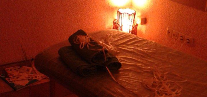 Экзотическая SPA-программа для одного или двоих в студии массажа «Aviva»