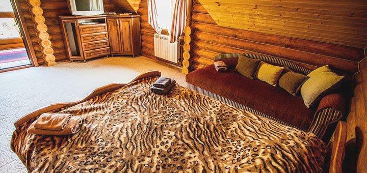 От 4 дней отдыха в частной усадьбе «Турянський Двір» в Закарпатье