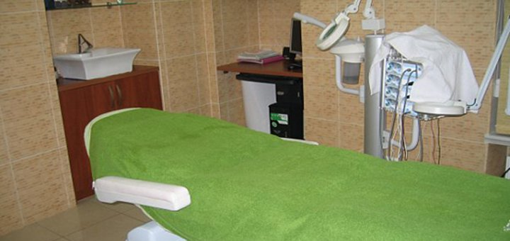 Мезотерапия лица, шеи и RF-лифтинг в салоне красоты «Амира»
