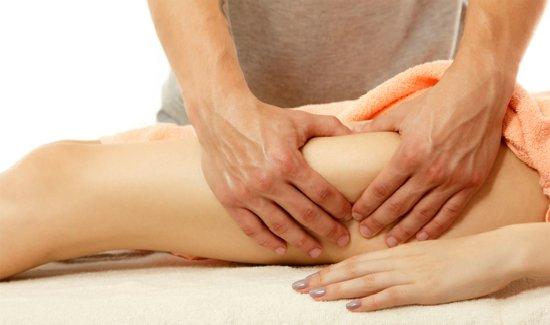 До 7 сеансов антицеллюлитного массажа в массажном салоне «Рубин»