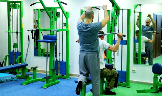 Курс занятий на тренажере Кипарис по восстановлению позвоночника в «Амбулатории спины»