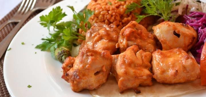Романтический ужин для двоих в ресторане турецкой кухни «Anzar»