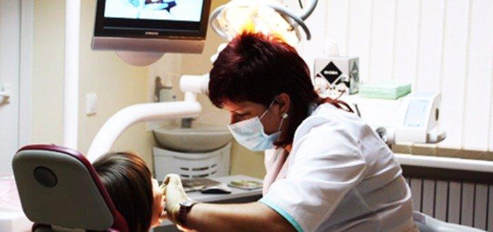 Фотополимерное пломбирование и глубокое лечение кариеса в стоматологической клинике «Мега Стом»